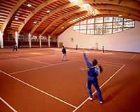 Tenniscenter Wolkenstein